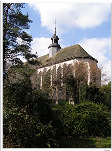 Marienkirche in Höxter a.d. Weser - OWL