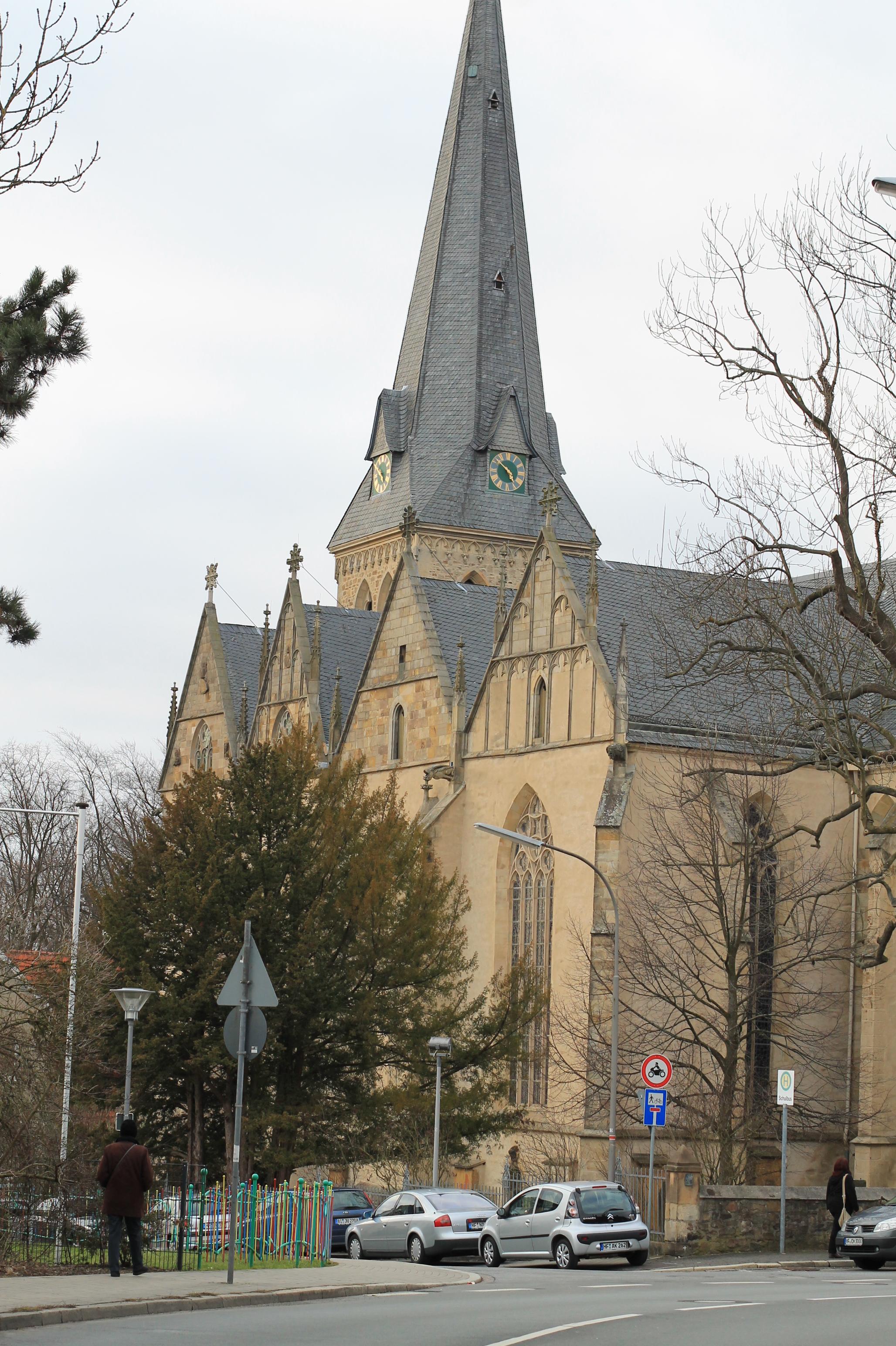 Marienkirche Stift Berg Herford