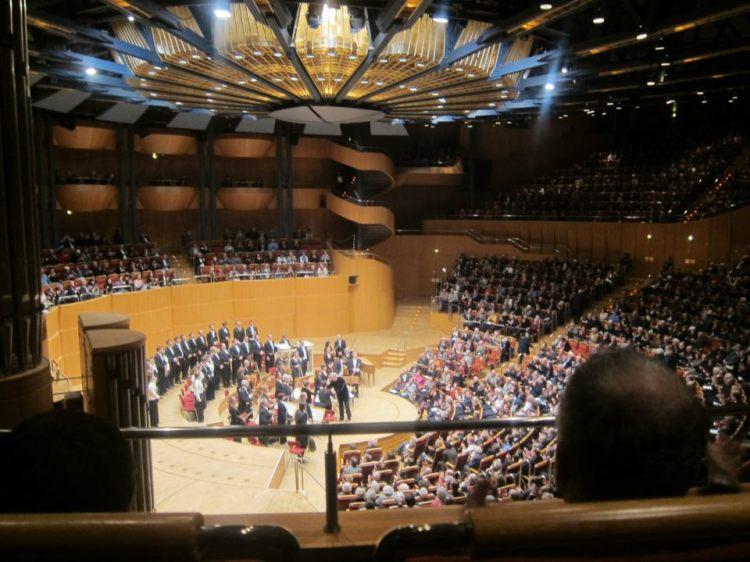 J.E. Gardiner - Johannes-Passion BWV 245 in der Philharmonie Köln (Bildrechte: Leen Roetman).