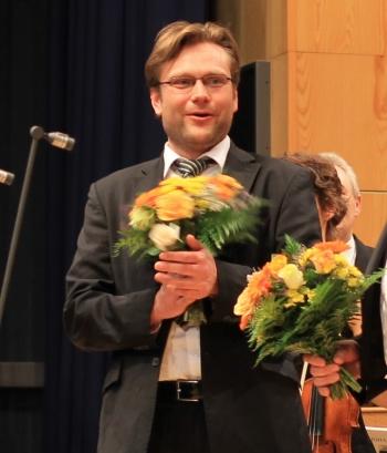 Benno Schachter (Counter) ehemaliger Studierender an der HfM Detmold.
