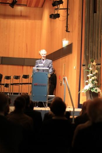 Dozent und Rektor Prof. Martin Christian Vogel HfM Detmold