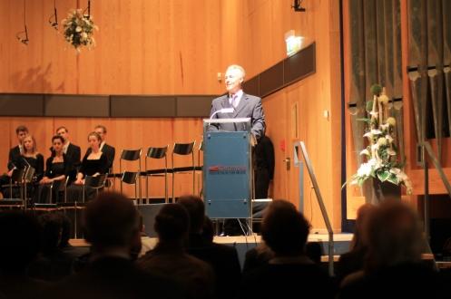 Begrüßungsansprache Prof. Martin Christian Vogel Rektor der HfM Detmold