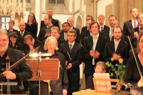 Orchester und Vokalchor