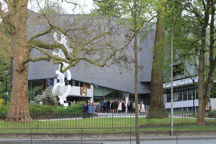 Konzert-Halle der Hochschule für Musik (HfM) Detmold.