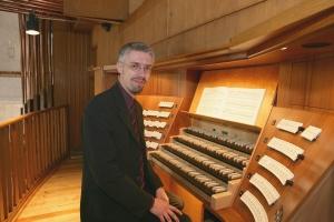 Dresden-Kreuzorganist Holger Gehring aus Bielefeld