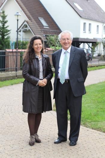 Organisten-Ehepaar Beatrice-Maria und Gerhard Weinberger