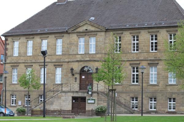 Orgelmuseum in Borgentreich