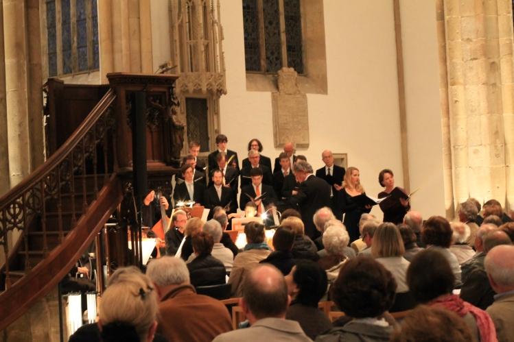 Vokalchor der Hochschule für Kirchenmusik Herford