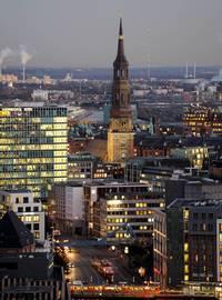 Hauptkirche St. Katharinen in Hamburg