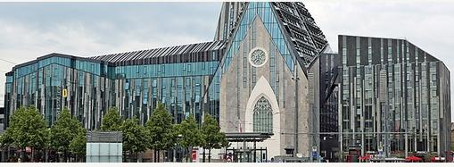 Streit um neue Paulinerkirche Leipzig