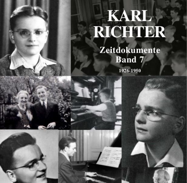 Zeitdokumente Karl Richter Vol. 7