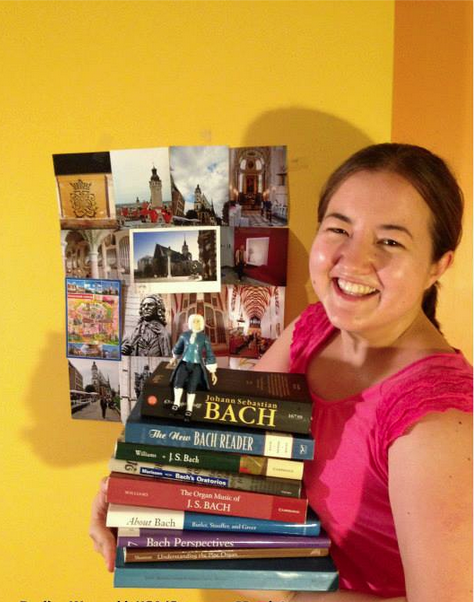 Impressionen über J.S. Bach