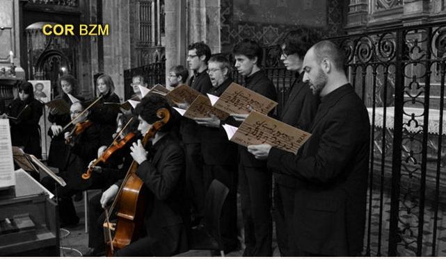 BZM - Bach Zum Mitsingen Bachcelona 2013