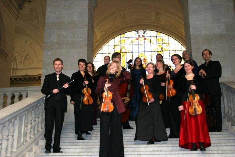 Das Leipziger Barockorchester