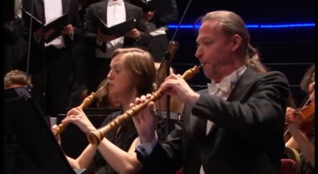 Prof. Michael Niesemann (Oboe) The English Baroque Soloists.