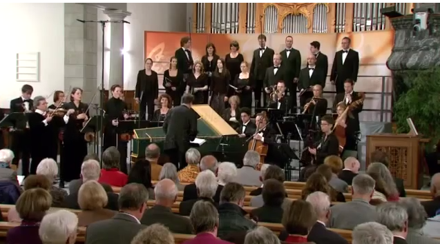 J.S. Bach-Stiftung St. Gallen BWV 109 Kantate für den 21. Sonntag n. Trinitatis