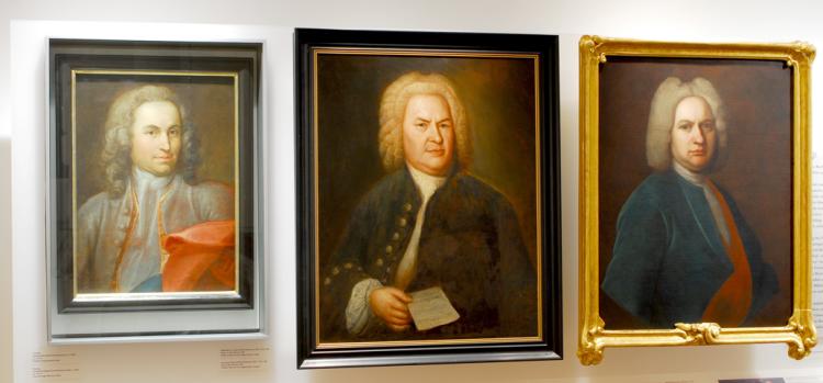 Bilder von Johann Sebastian Bach