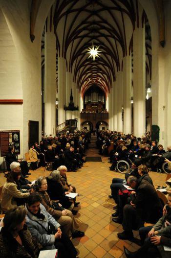 Adventszeit in der St. Thomaskirche Leipzig