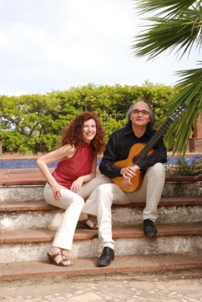 Andreas Martin i Marta Rodrigo