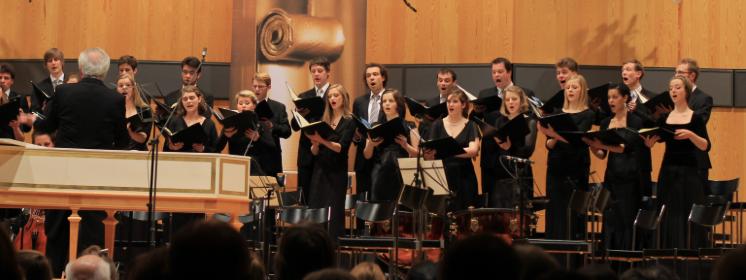 Gemischter Chor der HfM Detmold (OWL)