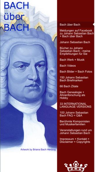 Bach über Bach Web-Blog