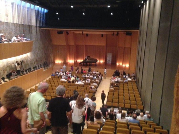 Palau de la Música Catalana, Kleiner Saal
