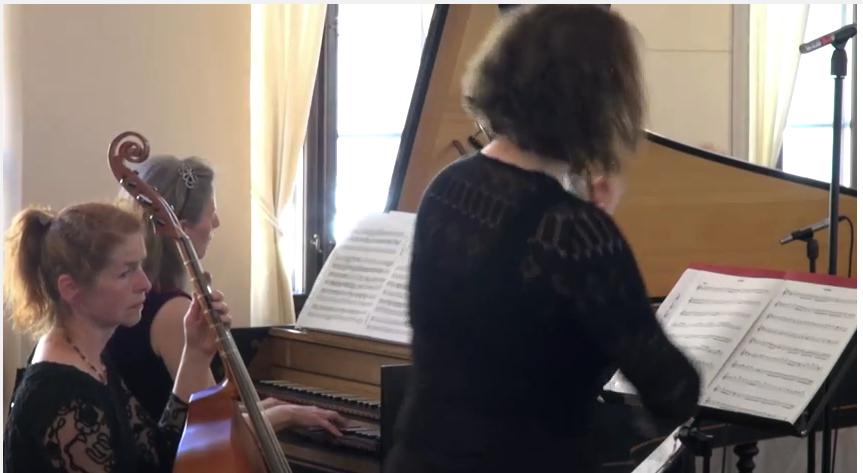 Bach-Museum Leipzig > In concert < Spirit of Musicke