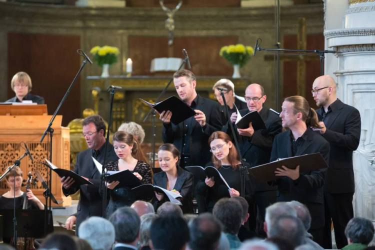 Bachfest Leipzig 2014 Capella Cracoviensis. Foto: Bach-Archiv / Gert Mothes