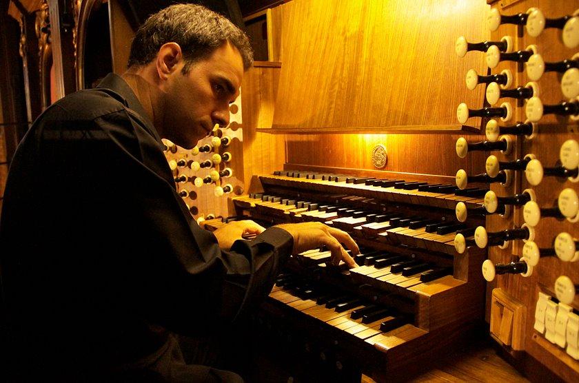 Juan de la Rubia (Spanischer Organist)