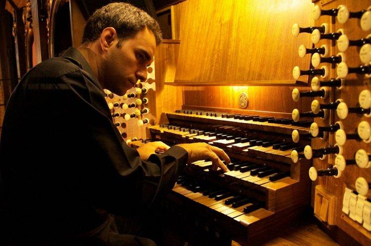 """Memorable concert de """"Juan de la Rubia"""" a la Catedral de Barcelona, am 23. Juli 2014 (BACHCELONA)"""
