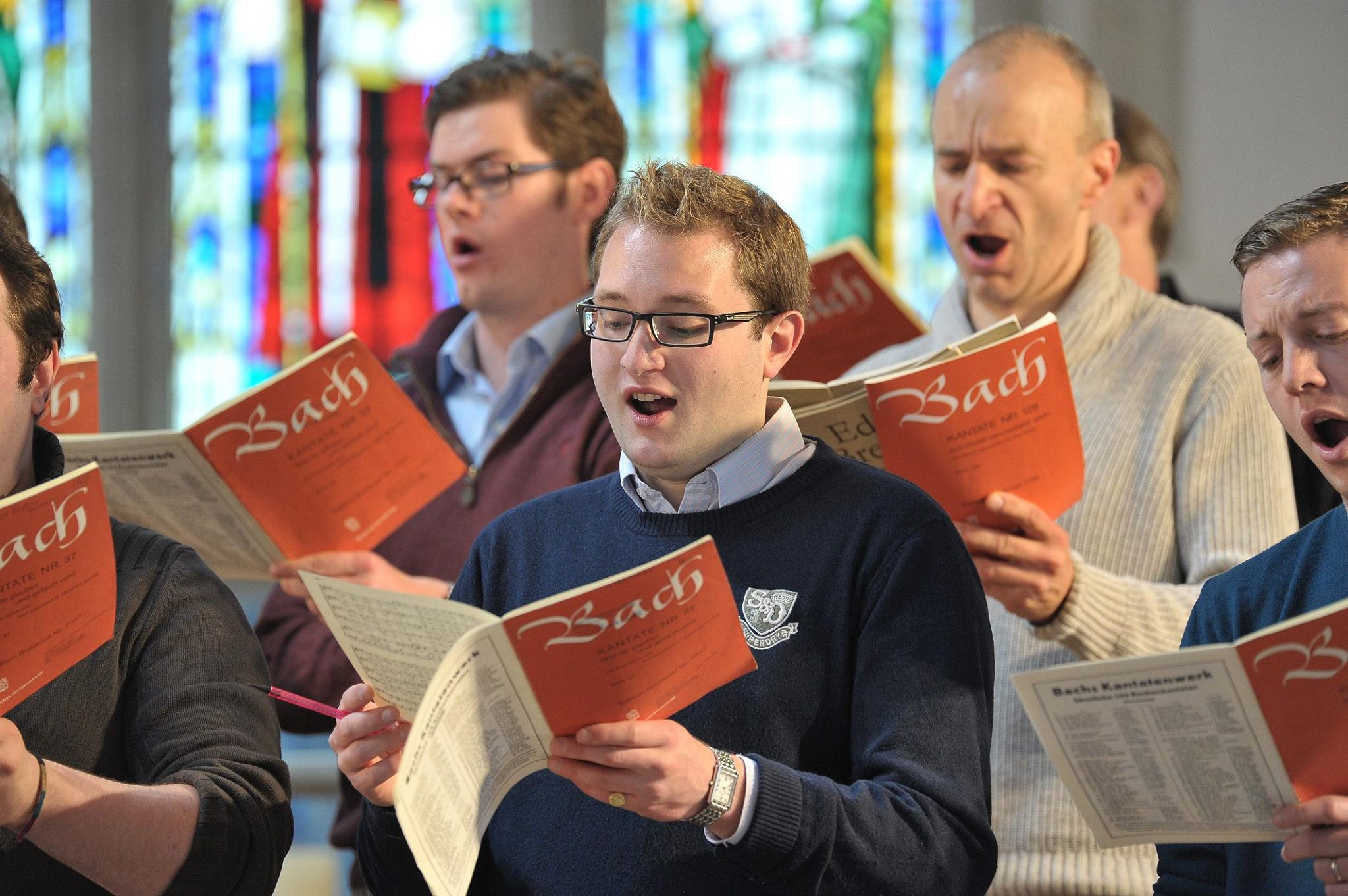 Monteverdi Choir UK