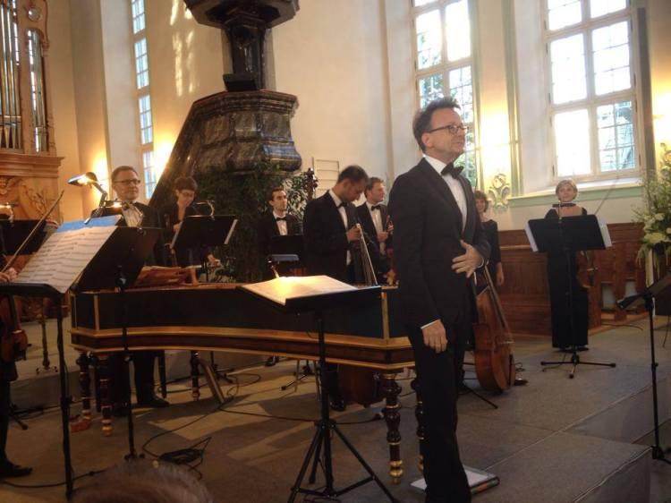 Appenzeller Bach-Tage 2014 Eröffnungskonzert