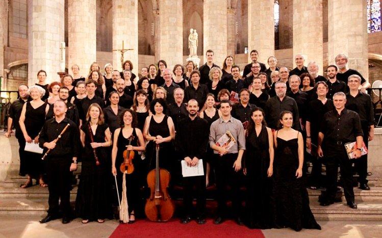 Clausura del Festival BACHCELONA 2014