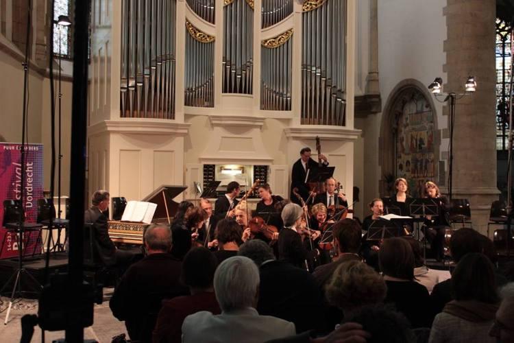 J. S. Bach Festival Dordrecht  Holland 2014