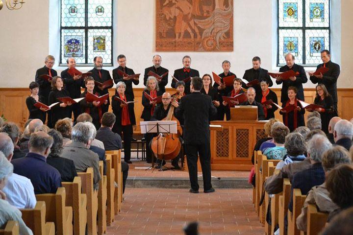 Bach-Woche in Thun am Thunersee Schweiz