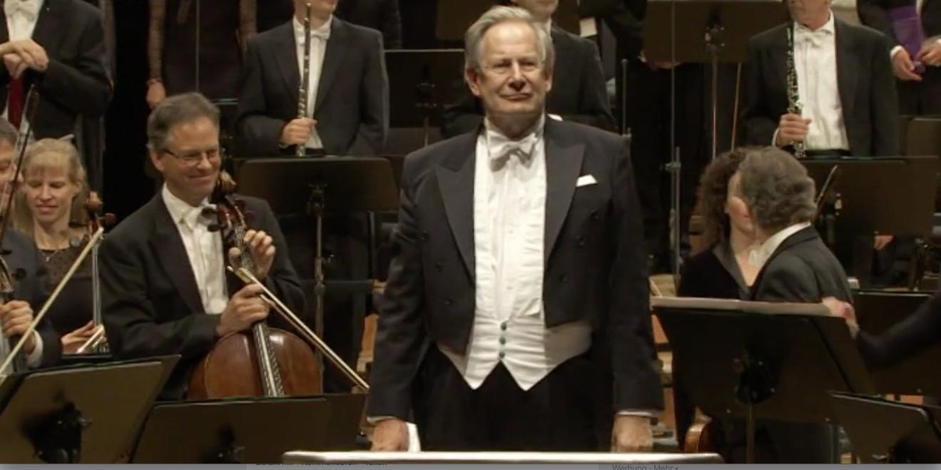 J.E. Gardiner Gastdirigent in München 2014