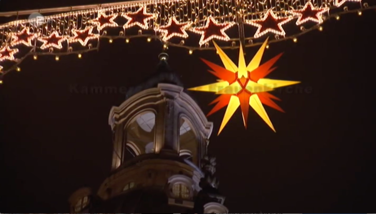 Adventskonzert 2014 in der Frauenkirche Dresden