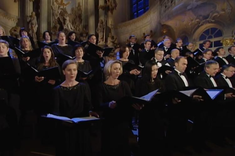 Adventmusik in der Frauenkirche Dresden