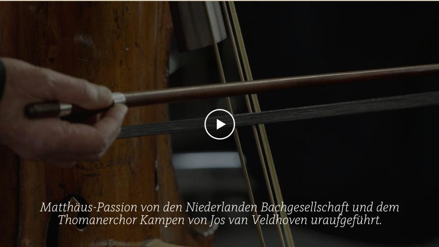 ALL OF BACH Matthäus Passion BWV 244 Online..!!