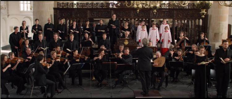 ALL OF BACH  Matthäuspassion BWV 244 am 3. April  2015 in Narden-Holland .