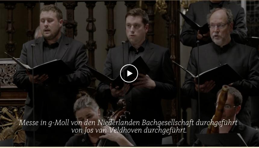 Johann Sebastian Bach - Messe in G-Moll  BWV 235