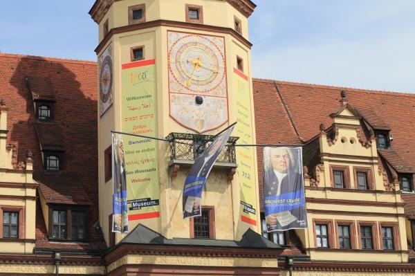 Leipzig, Neues Rathaus, Bachfest 2015