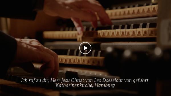 ALL OF BACH BWV 639 Ich ruf zu dir Herr jesu Christ