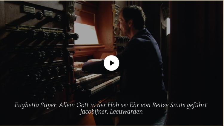 ALL OF BACH BWV 677 Allein Gott in der Höh sei Ehr