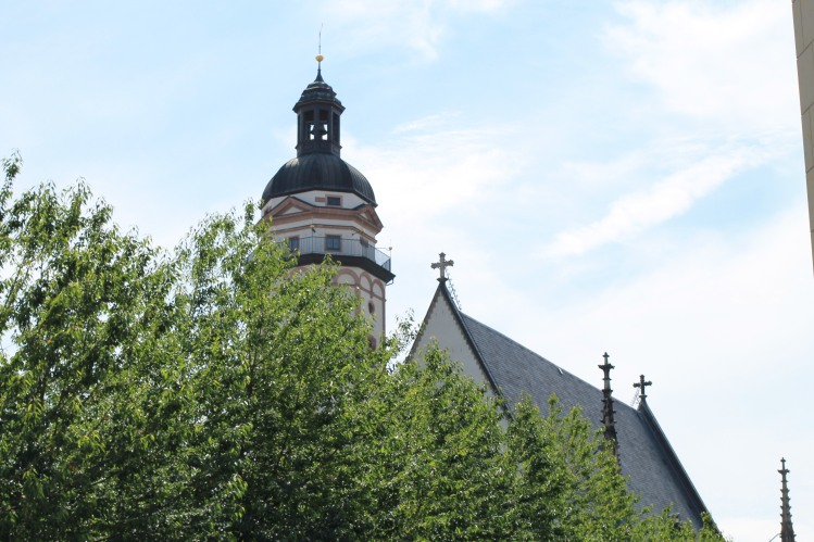 Thomarkirche in Leipzig