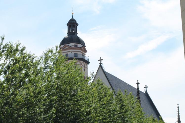 Thomarkirche in Leipzig