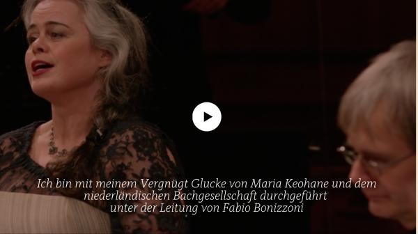 ALL OF BACH BWV 84 Ich bin Vergnügt in meinem Glücke