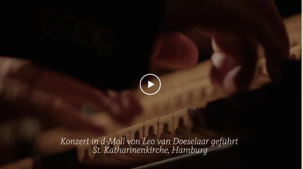 ALL OF BACH Orgelwerk BWV 596