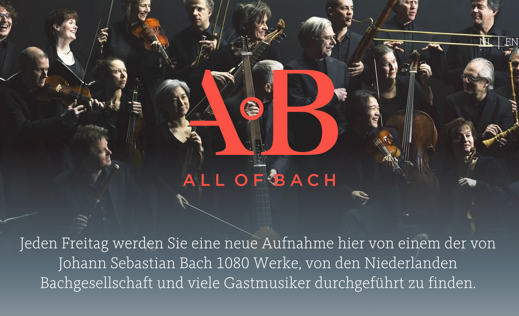 ALL OF BACH Hinweise - News