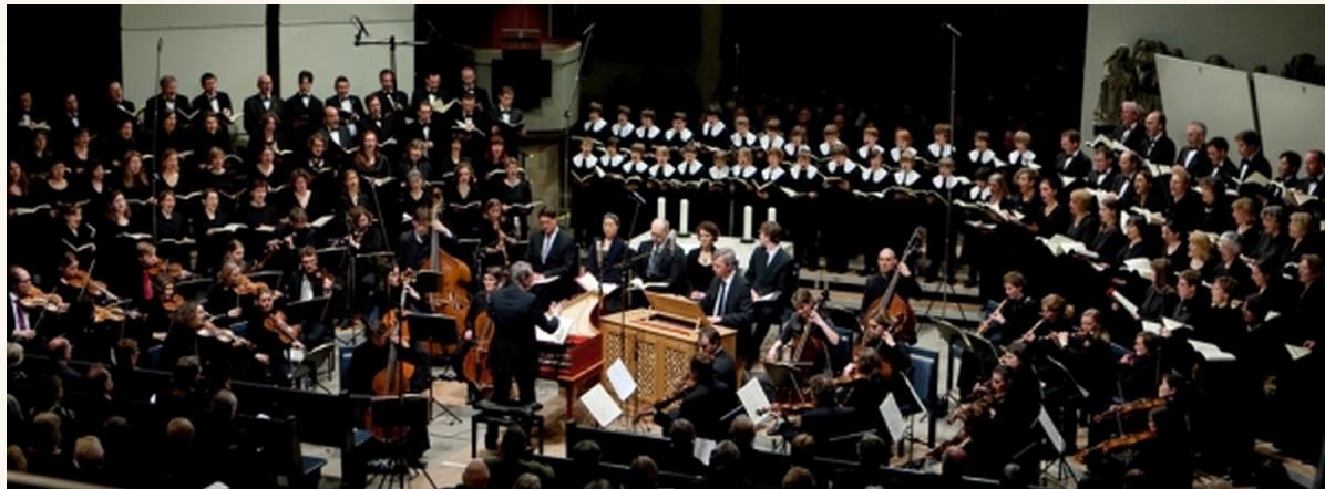 BACH:vokal Stuttgart J.S. Bach-Projekt